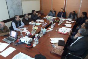 اللجنة الإقليمية للحزب تتدارس الوضعية التنظيمية للحزب وتناقش محاور برنامج 2020