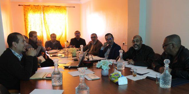 اللجنة الإقليمية للحزب بأكادير إداوتنان تناقش الأداء التنظيمي وحصيلة برلمانيها بالإقليم